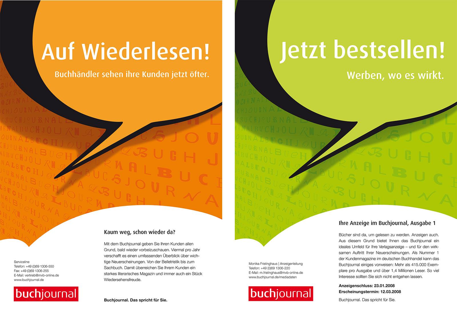 Buchhandels-Kampagne