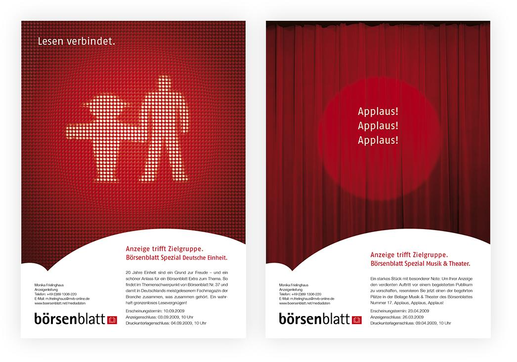 Anzeigenserie Börsenblatt Spezial 01