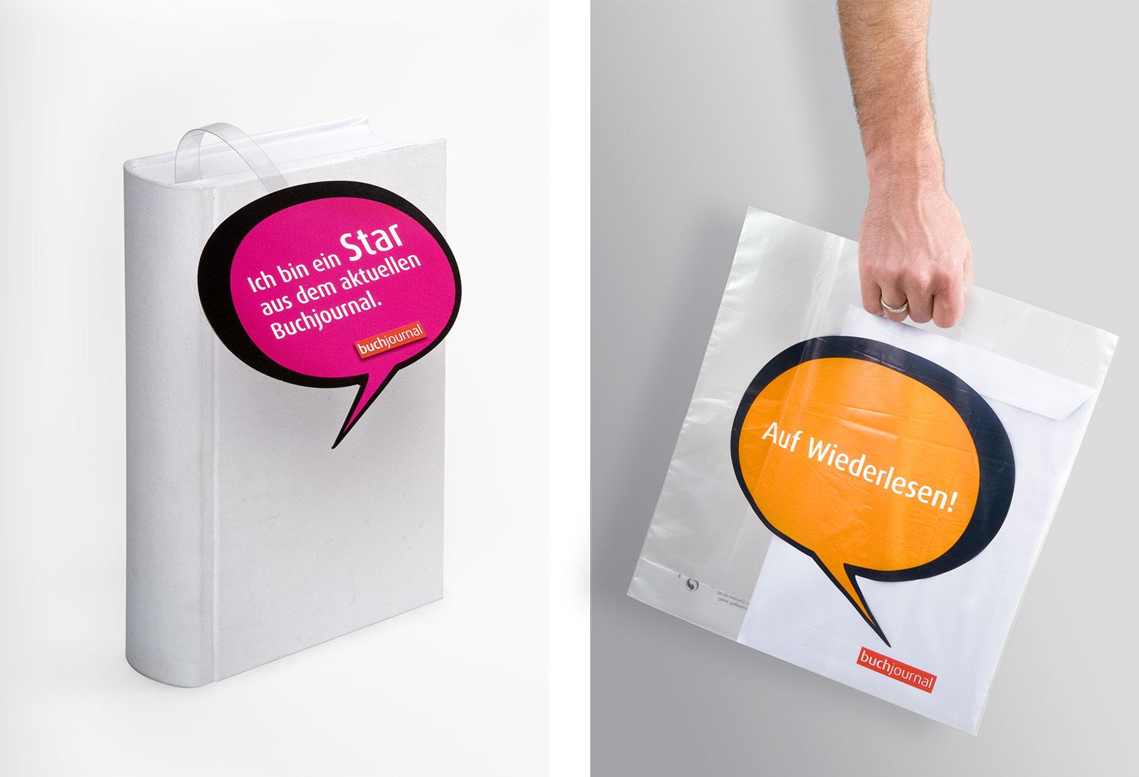 Buchhandels-Kampagne POS-Material