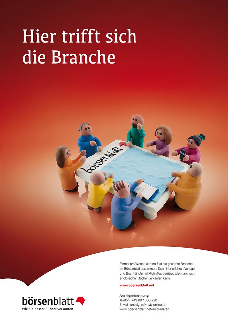 Anzeigenserie_Knetfiguren_Börsenblatt_Imageanzeige