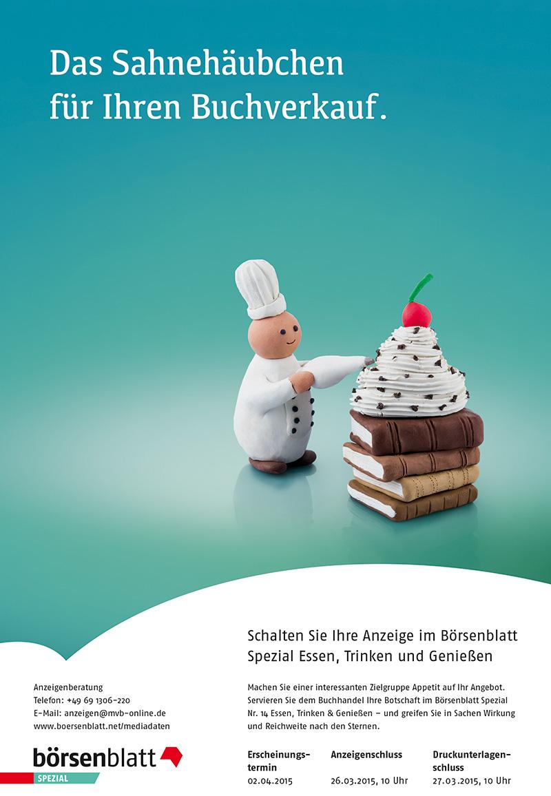 Anzeigenserie_Knetfiguren_Börsenblatt_Essen_trinken