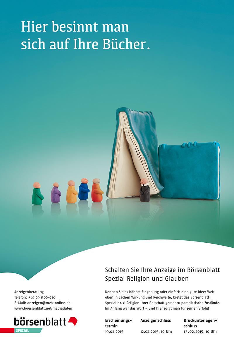 Anzeigenserie_Knetfiguren_Börsenblatt_Spezial_Religion