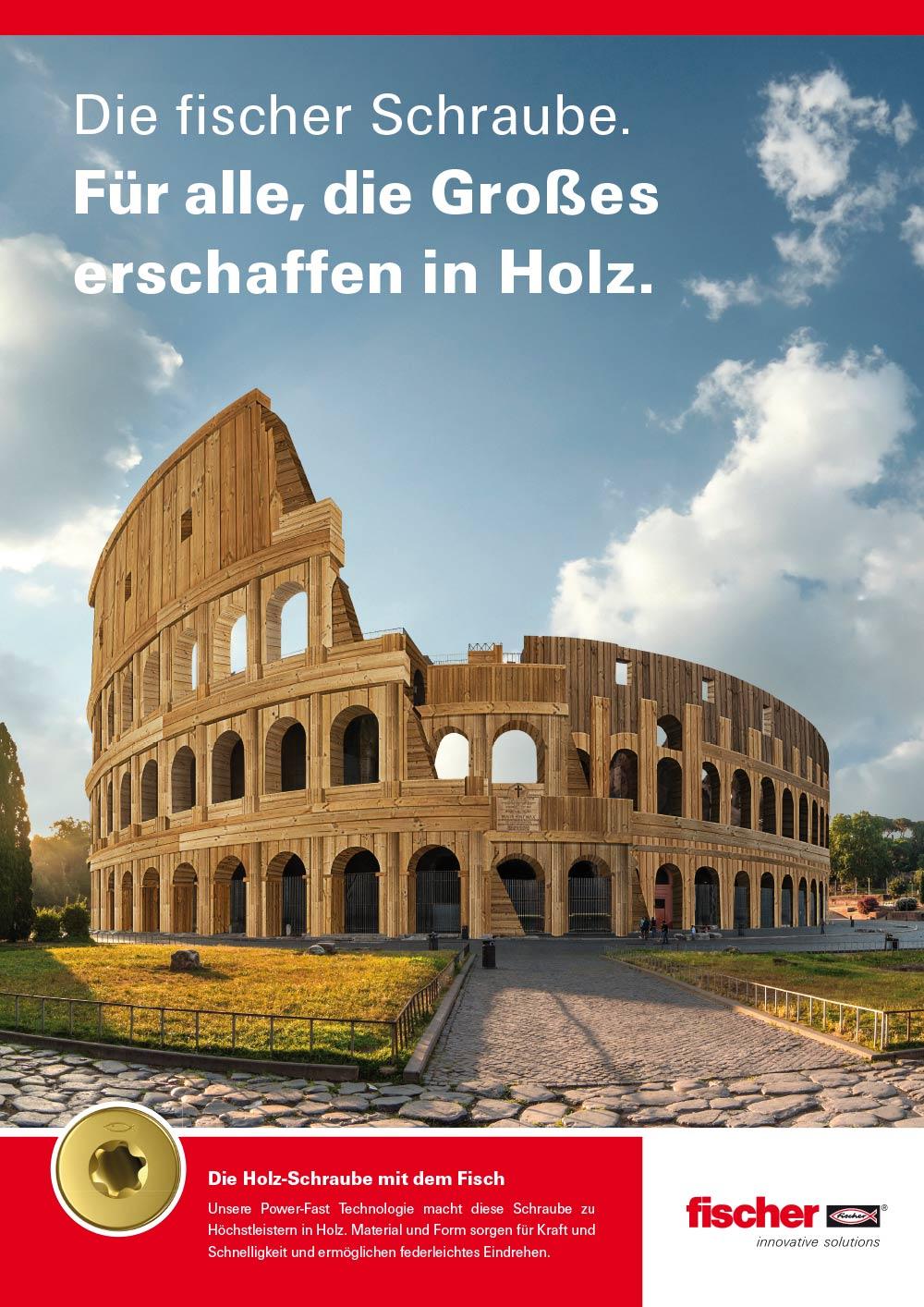 fischer_Holz_Schrauben_Anzeige_Colosseum