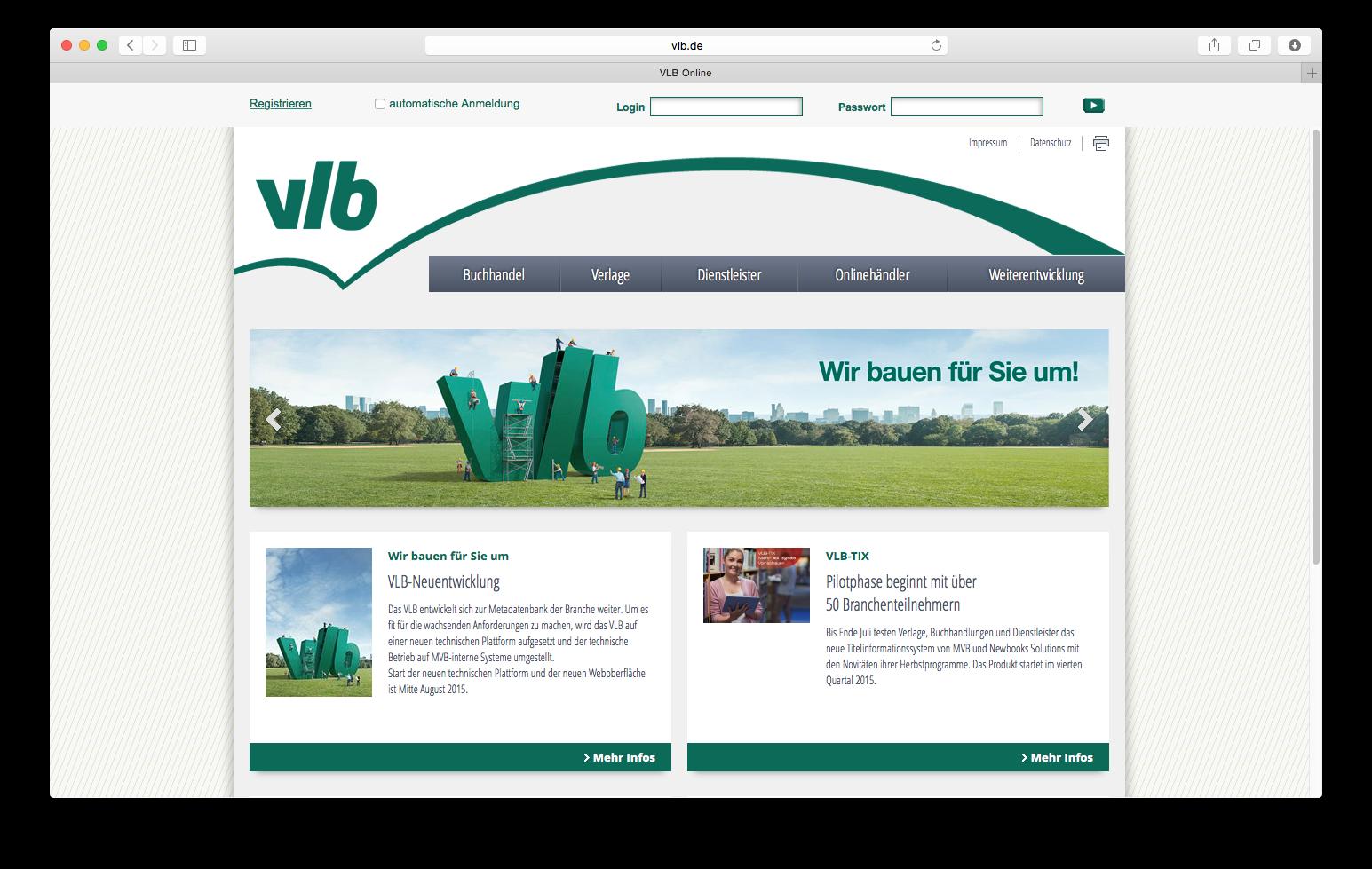 VLB_Website