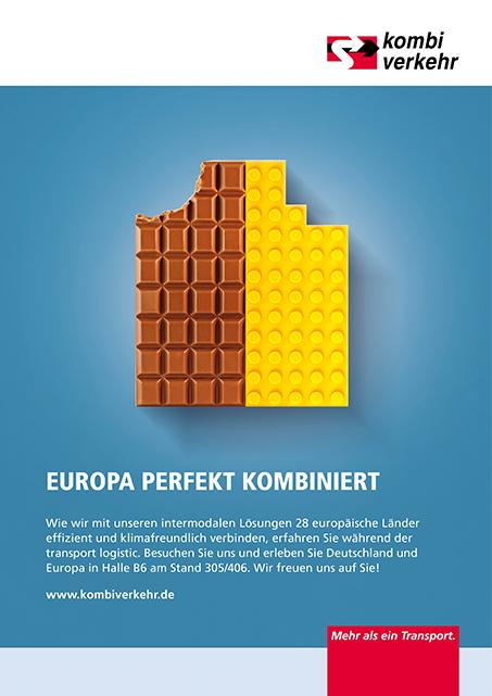 Motiv Kombiverkehr Schweiz Dänemark